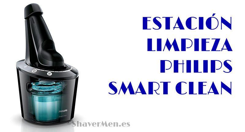 Estación de limpieza Philips SmartClean