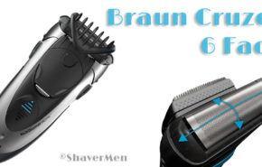 Braun Cruzer 6 Face: Análisis, Opiniones, Ventajas Y Desventajas