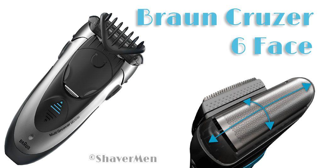 Braun Cruzer 6 Face Análisis