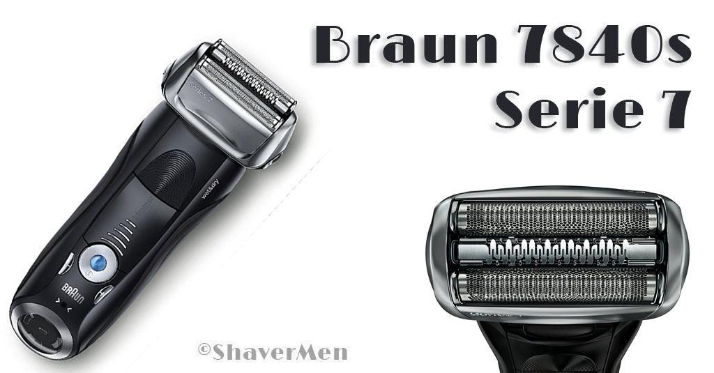 Braun Serie 7 7840cc