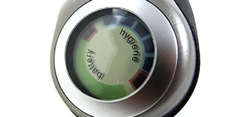 LCD Display Braun Serie 7