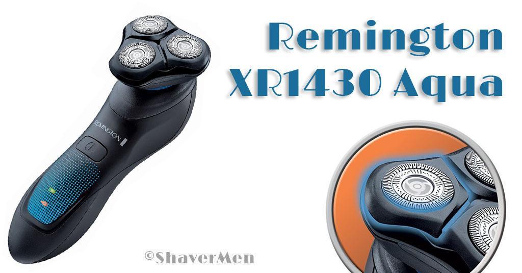 Remington XR1430 HyperFlex Aqua