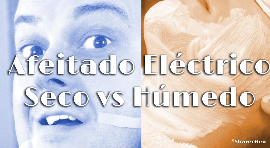 La mejor máquina de afeitar eléctrica para uso en seco y húmedo  La ... a4982b4c1706