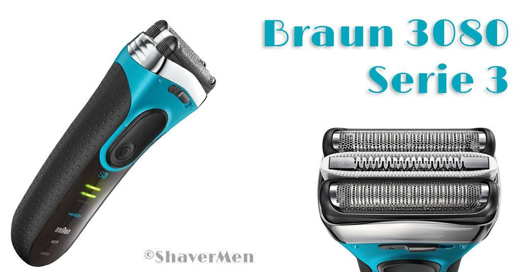 Braun Serie 3 3080 análisis