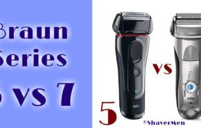 Braun Series 5 vs 7: ¿Cuál debería comprar?