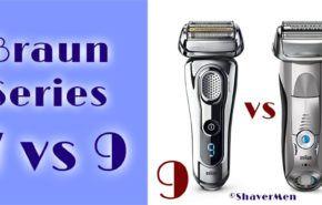 Braun Serie 7 vs 9: ¿Cuál debería comprar?