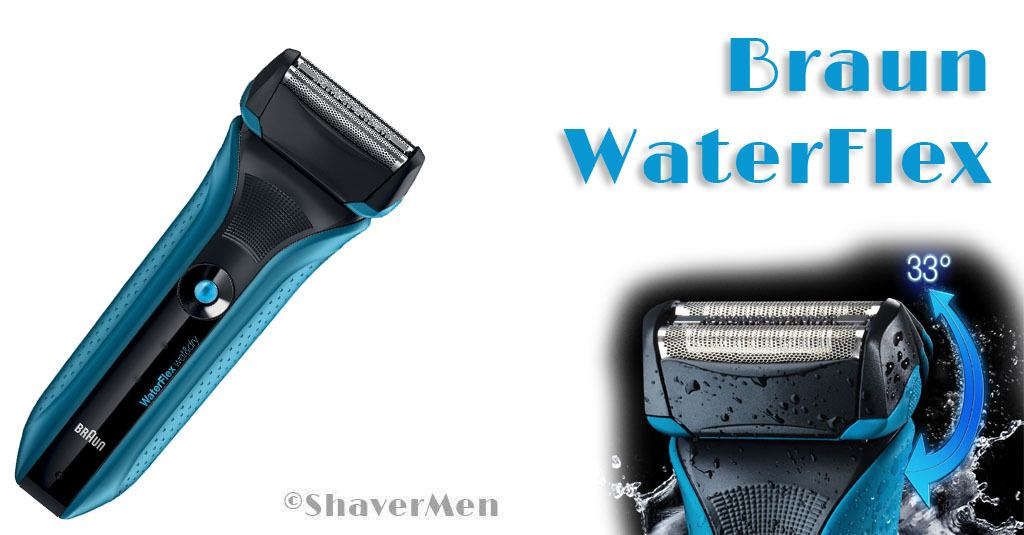 Braun WaterFlex análisis