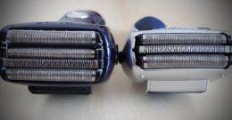 Máquinas de Afeitar Eléctricas: ¿Cuántas más cuchillas son mejores?