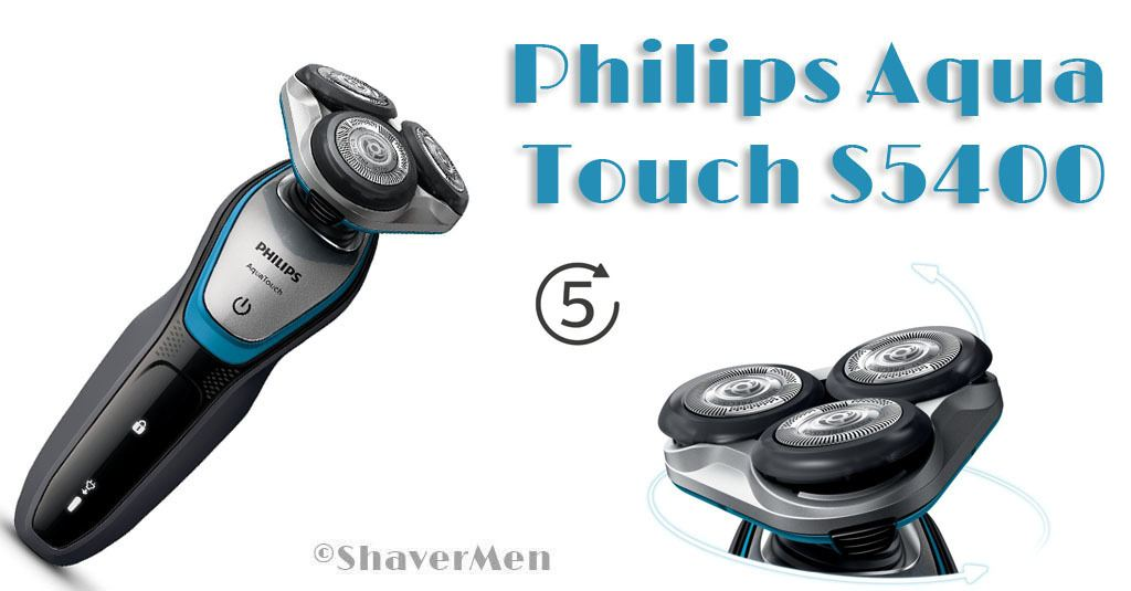 Philips AquaTouch S5400 Análisis