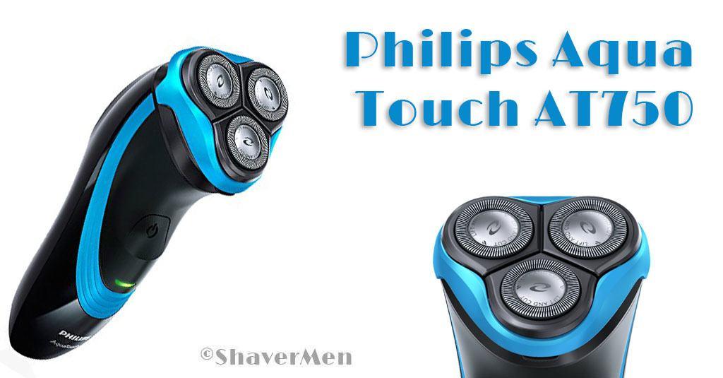 Philips AquaTouch AT750 Análisis