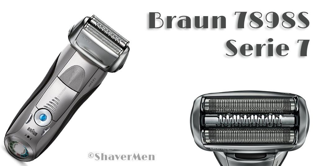 Braun Serie 7 7898cc Análisis