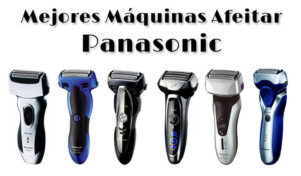 Mejores máquinas de afeitar eléctricas de Panasonic