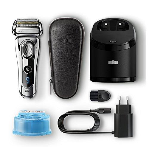 Accesorios incluidos en la caja de la Braun Series 9. Si saliste y  compraste una nueva máquina de afeitar eléctrica ... c58e99e17941