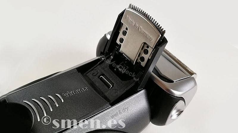 Trimmer Serie 7 Braun