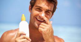 Los mejores protectores solares faciales para hombre