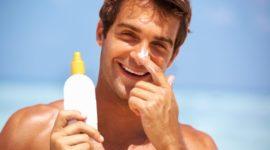 Mejores protectores solares faciales para hombre