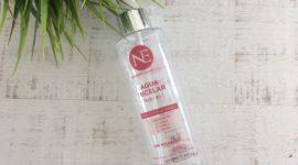 Agua Micelar Nezeni Cosmetics: mi opinión