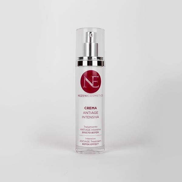 crema antiage efecto botox