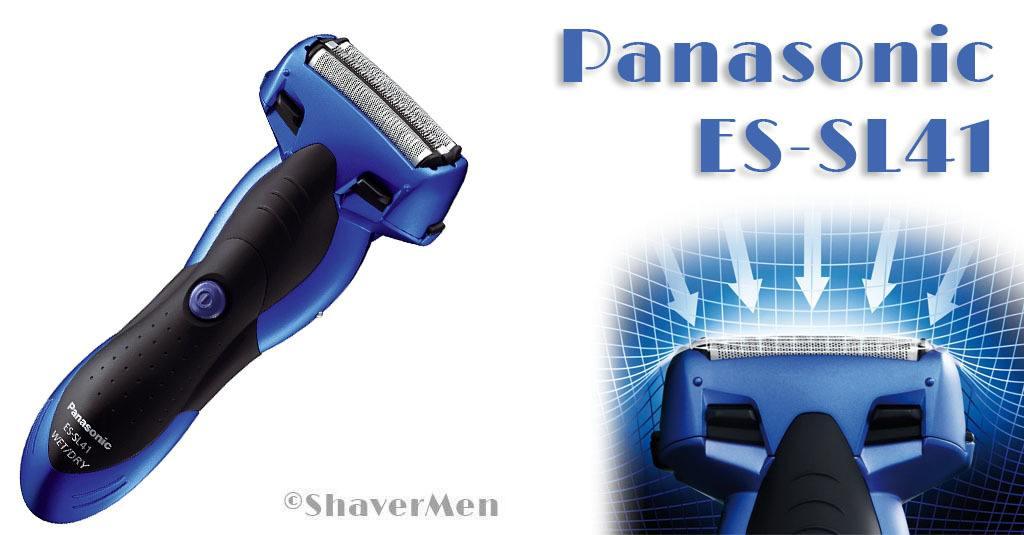 Panasonic ES-SL41 Análisis