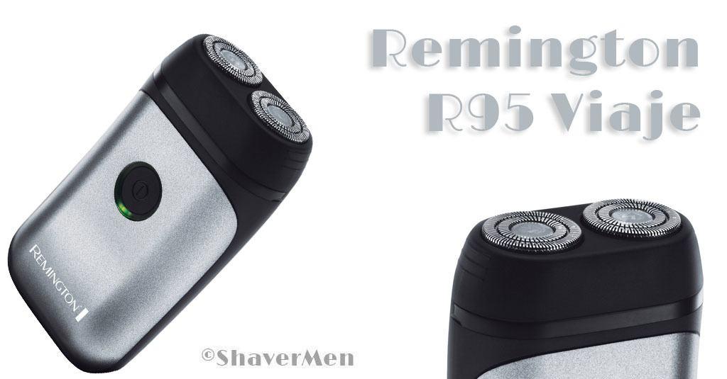 Remington R95 Dual Track para viaje