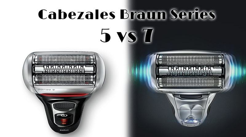 Cabezales series 5 vs 7