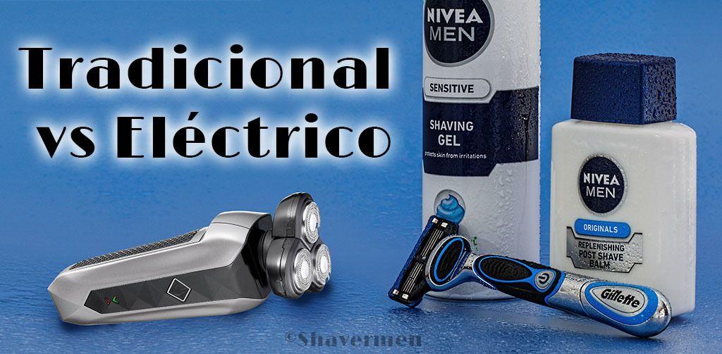 Gastos Afeitado tradicional vs con máquina eléctrica