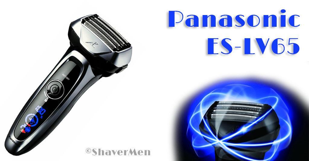 Panasonic ES-LV65 Análisis