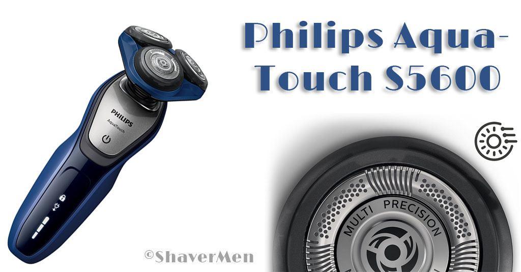 Philips AquaTouch S5600 Análisis