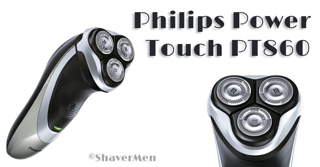 Philips Power Touch PT860 Análisis