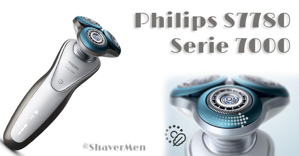 Philips Serie 7000 S7780 Análisis