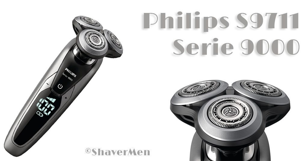 Philips Serie 9000 S9711 Análisis
