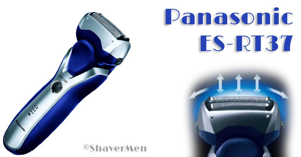 Panasonic ES-RT37 Análisis