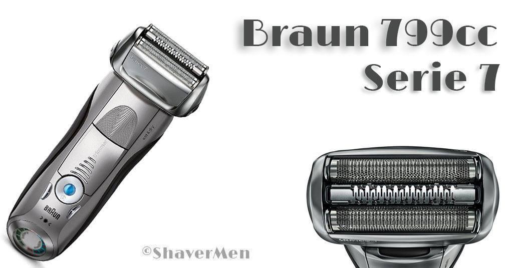 Braun Serie 799cc analisis