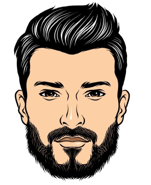 barba pistolero